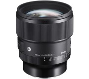 Sigma 85mm F1.4 DG DN Art Lens for Sony E